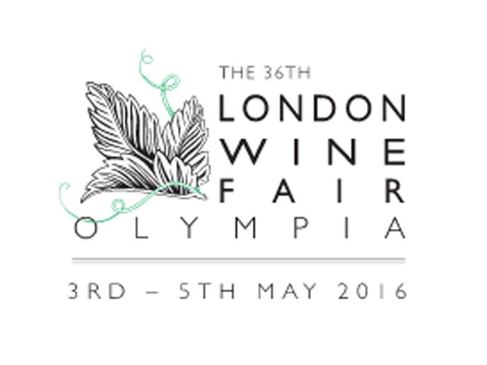 London Wine Fair Olympia 2016,  3-5 Maggio 2016